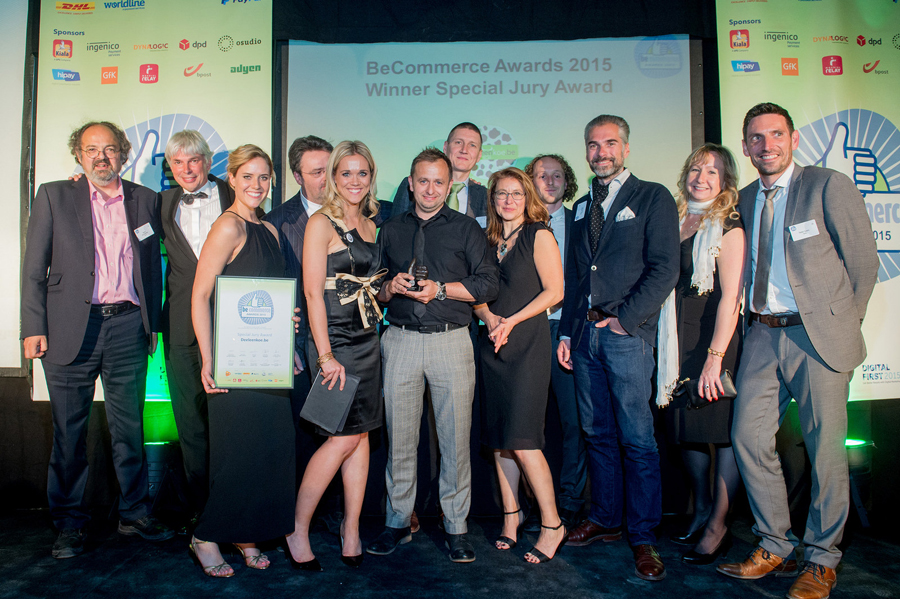 Deeleenkoe.be op de becommerce awards